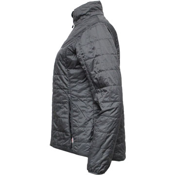 05d2268e4c0 Steger Womens Quilted Thermolite Packable Jacket in Nickel-www ...