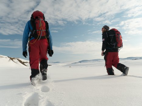 New Land 2013 Ellesmere Island Expedition